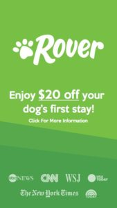 Rover Review, Promo Code, Discount