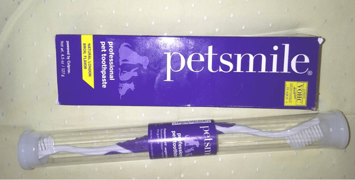 Petsmile Pet Toothpaste: No Brushing Required!